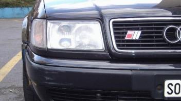 Quattrogladiator -Audi 100