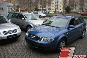 Waternman -Audi A4 Avant