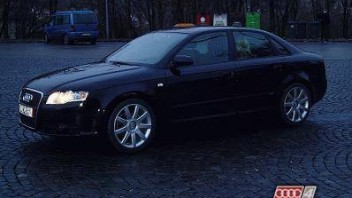 audistern -Audi A4 Limousine