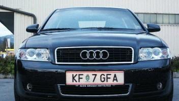 Guenter -Audi A4 Limousine
