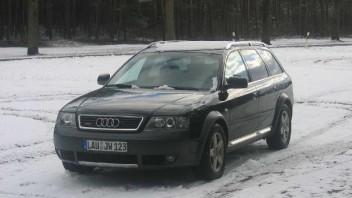 Allroad -Audi A6 Allroad