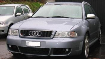 s4zumbi -Audi RS4