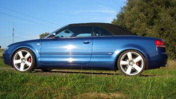 Frank 66 -Audi A4 Cabriolet