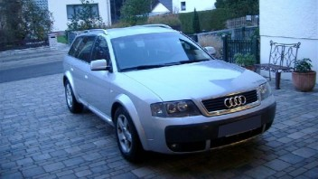 owaa's Dad -Audi A6 Allroad