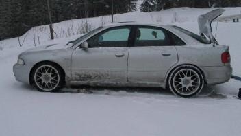 XChrisX -Audi A4 Limousine