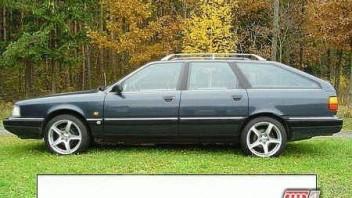 El Kapitan -Audi 200