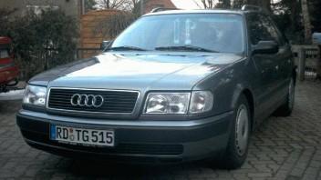 Tino Glüsing -Audi 100