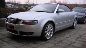 Bingo1 -Audi A4 Cabriolet