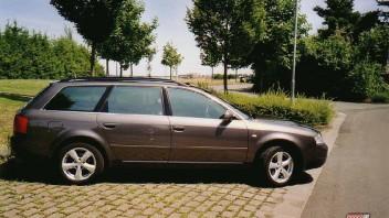 Chris1608 -Audi A6 Avant