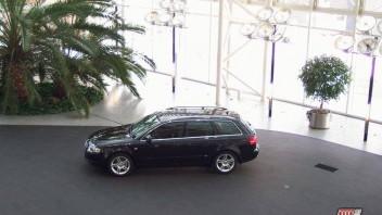 struppifilm -Audi A4 Avant