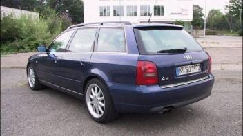 Stefan . -Audi A4 Avant