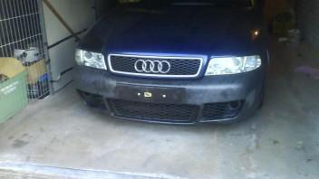 Deluxe -Audi A4 Avant