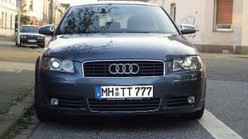 Ex-S3 Fahrer -Audi A3
