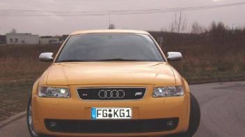 Teacher -Audi S3