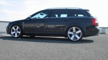 Pimp my ride -Audi A4 Avant