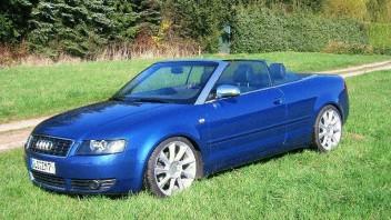 deppner -Audi A4 Cabriolet