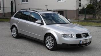 Crosswind -Audi A4 Avant