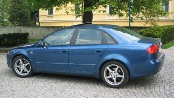 Petz4Audi Audi A4 -Audi A4 Limousine