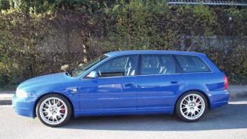 Papsi -Audi S4