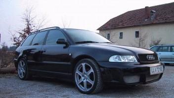 Puffy - verkauft 02/2007 -Audi A4 Avant
