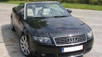 Letomski -Audi A4 Cabriolet