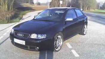 El-presidente -Audi A3