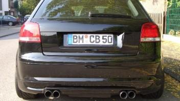 casbar -Audi A3