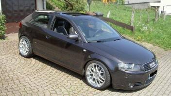 2.0TFSI -Audi A3