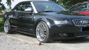 !!! pathfinder2k !!! -Audi A4 Cabriolet