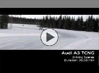 Audi A3 TCNG e-gas projekt