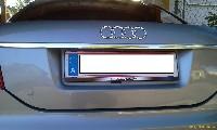 Mein A6 4F Thema Heckklappe scheint vom Tisch.