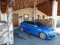 Frühjahrsputz 2012 - Audi S3 8P