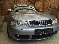 Mein RS4 B5
