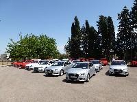 Eckdaten zum a4e Test des neuen Audi A3 auf Mallorca