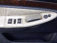 Renovierungsarbeiten in den Türen bei meinem Audi A4
