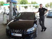 Walter Röhrl und mein S3 :-)