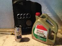 Ölservice bei meiner TuBe :)(;