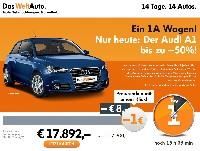 Weltauto Aktion -50%