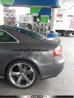 Testfahrt Audi RS5 Bj. 2011