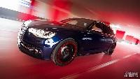 Fotoshooting mit dem neuen Audi S6 C7 Avant