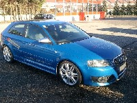 Audi S3 8P - Bilanz 2012