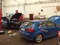 §57 Überprüfung und Klimacheck bei Audi S3 8P