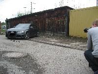 Shooting Audi RS4 B8