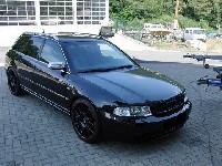Audi S4 B5 Abt (verspätete) vorstellung.. - Video Inside-