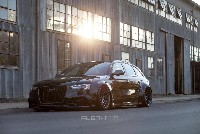 Umbau Audi A4 Avant