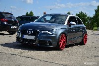 Audi A1 - großes Ereignis - 30.000km