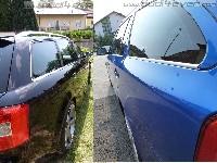 Aufbereitung Audi S4 B6 Avant und Octavia RS