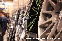Erster Blog zur Essener Motorshow von www.komplettraeder-kurz.at - TÜV CONCAVE FELGEN 2014