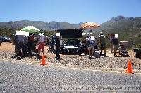 Dreharbeiten Werbespot mit Audi R8 in Südafrika