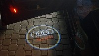 Audi Led Logo Türbeleuchtung